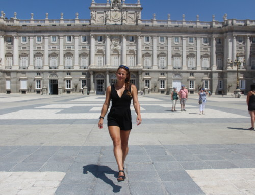 TRAVEL: Madrid
