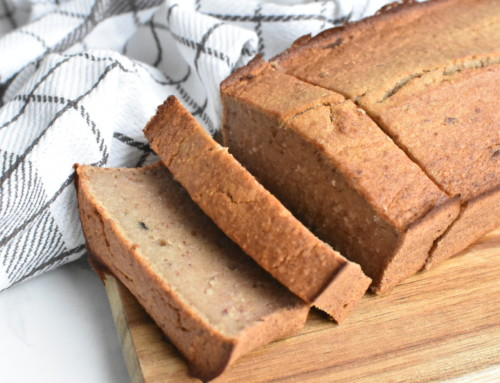 Food Friday: Vegan bananenbrood