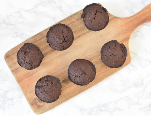 Food Friday: Vegan chocolade cakejes