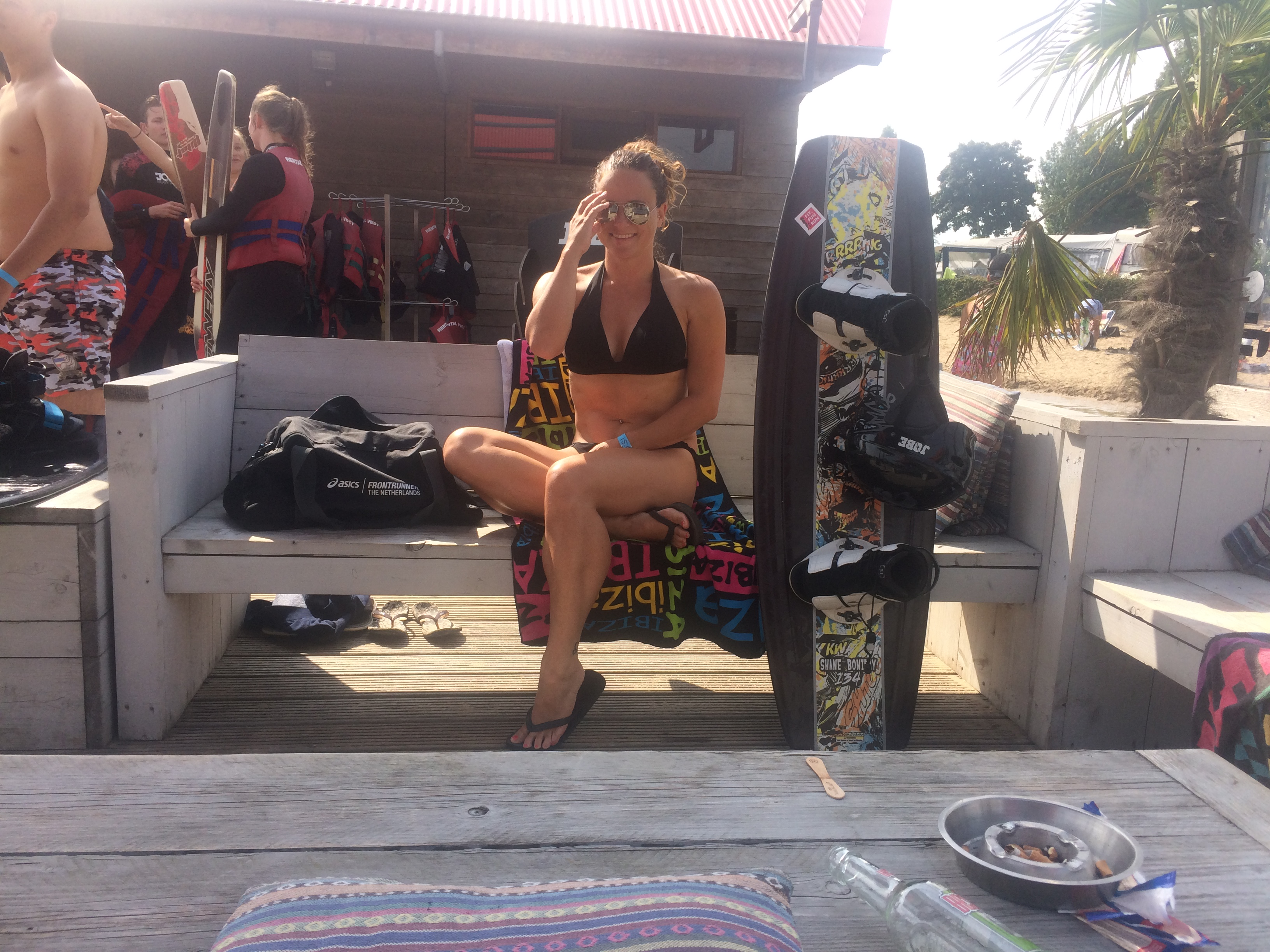Wakeboarden. What to wear?